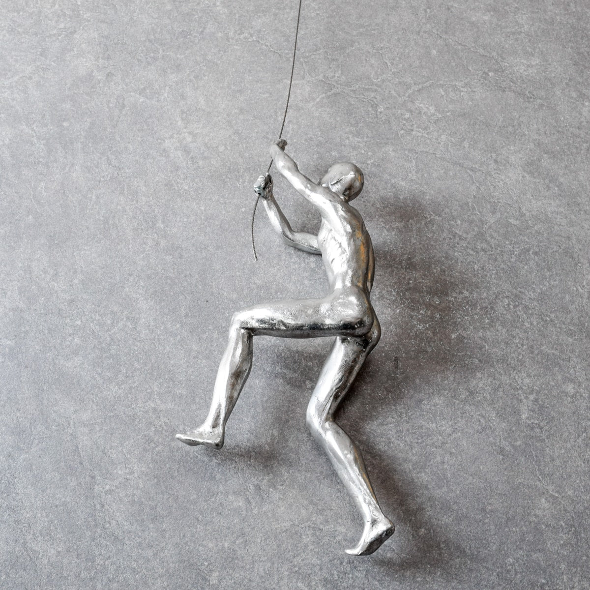 Addison Climbing Man Wall Sculpture