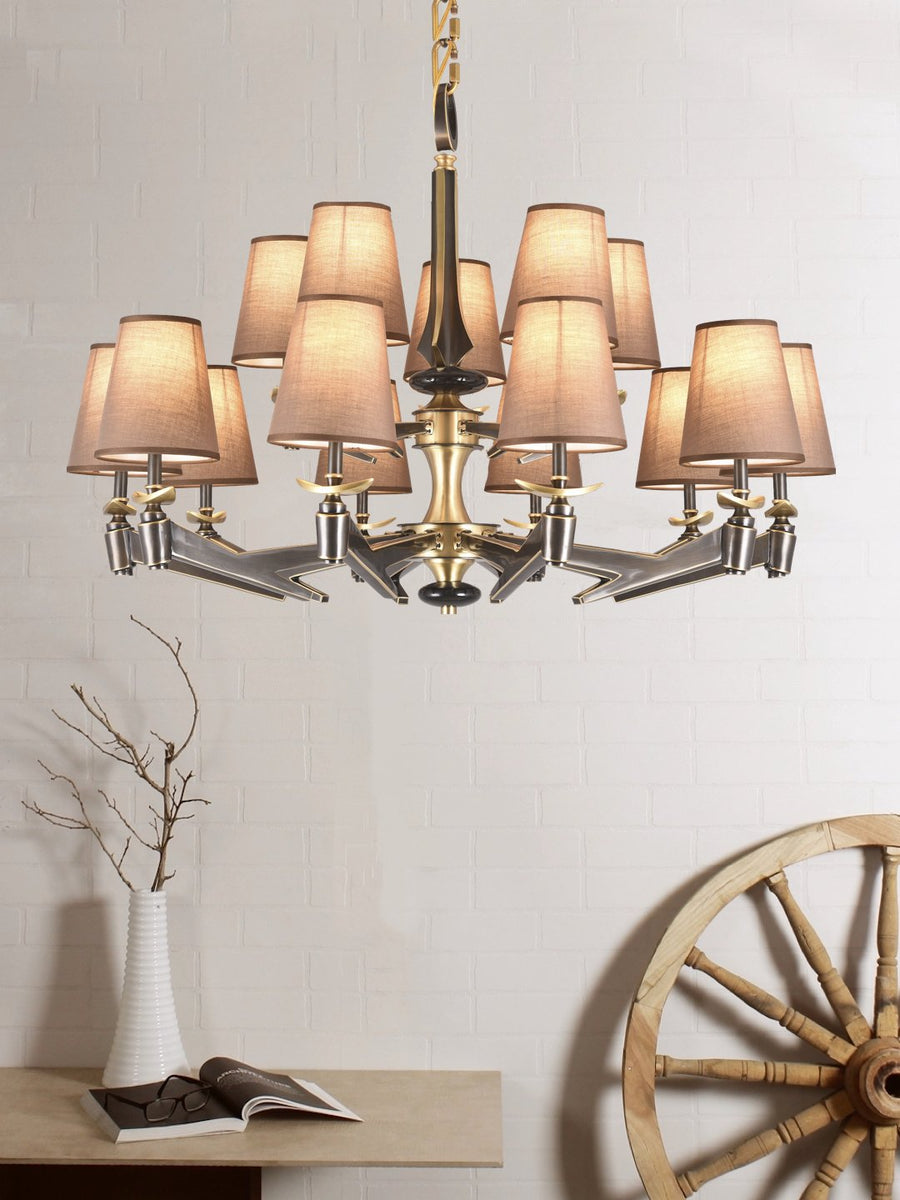Reed Chandelier