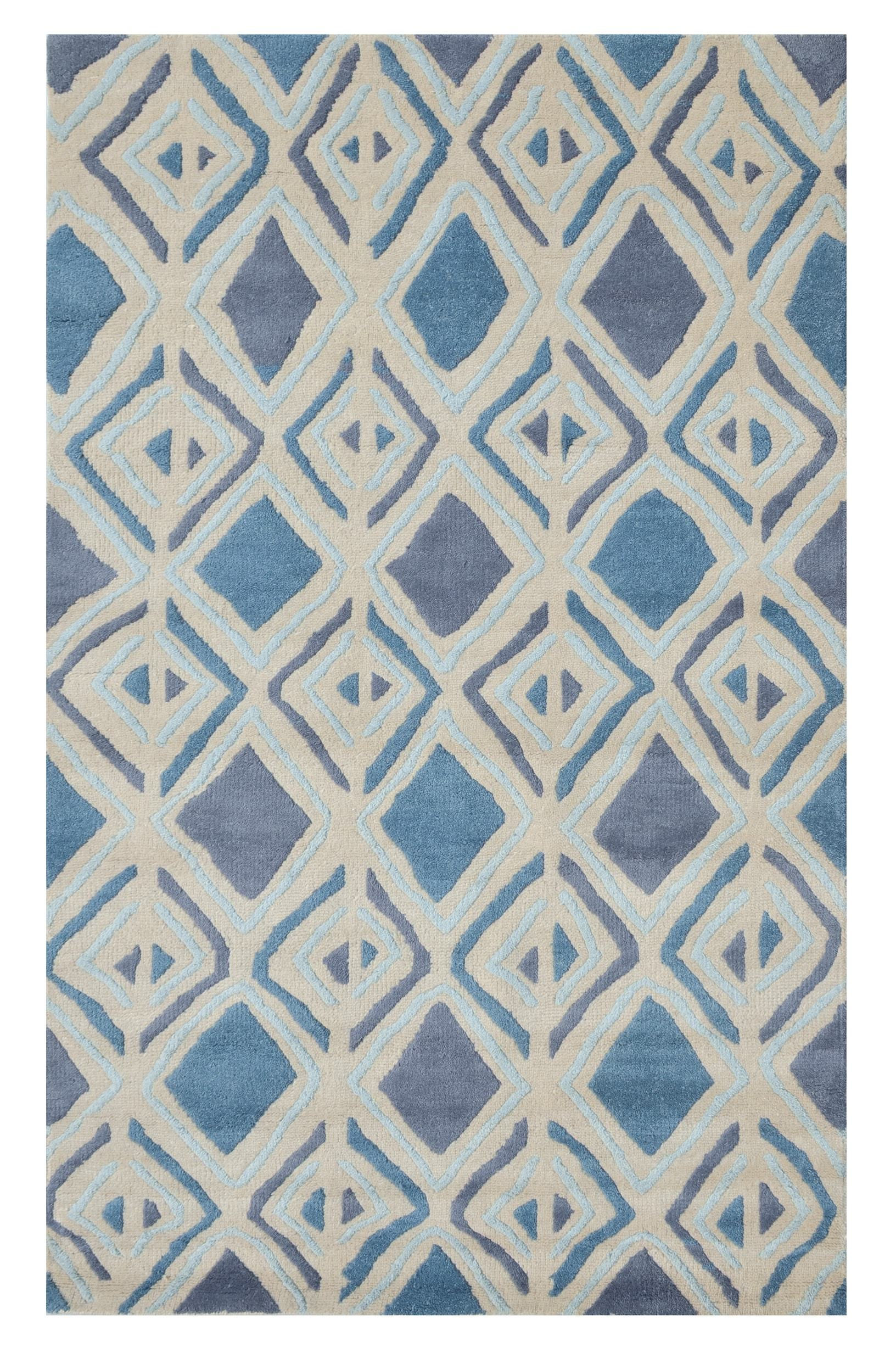 Harriet Hand Knotted Rug by House of Rugs - Home Artisan