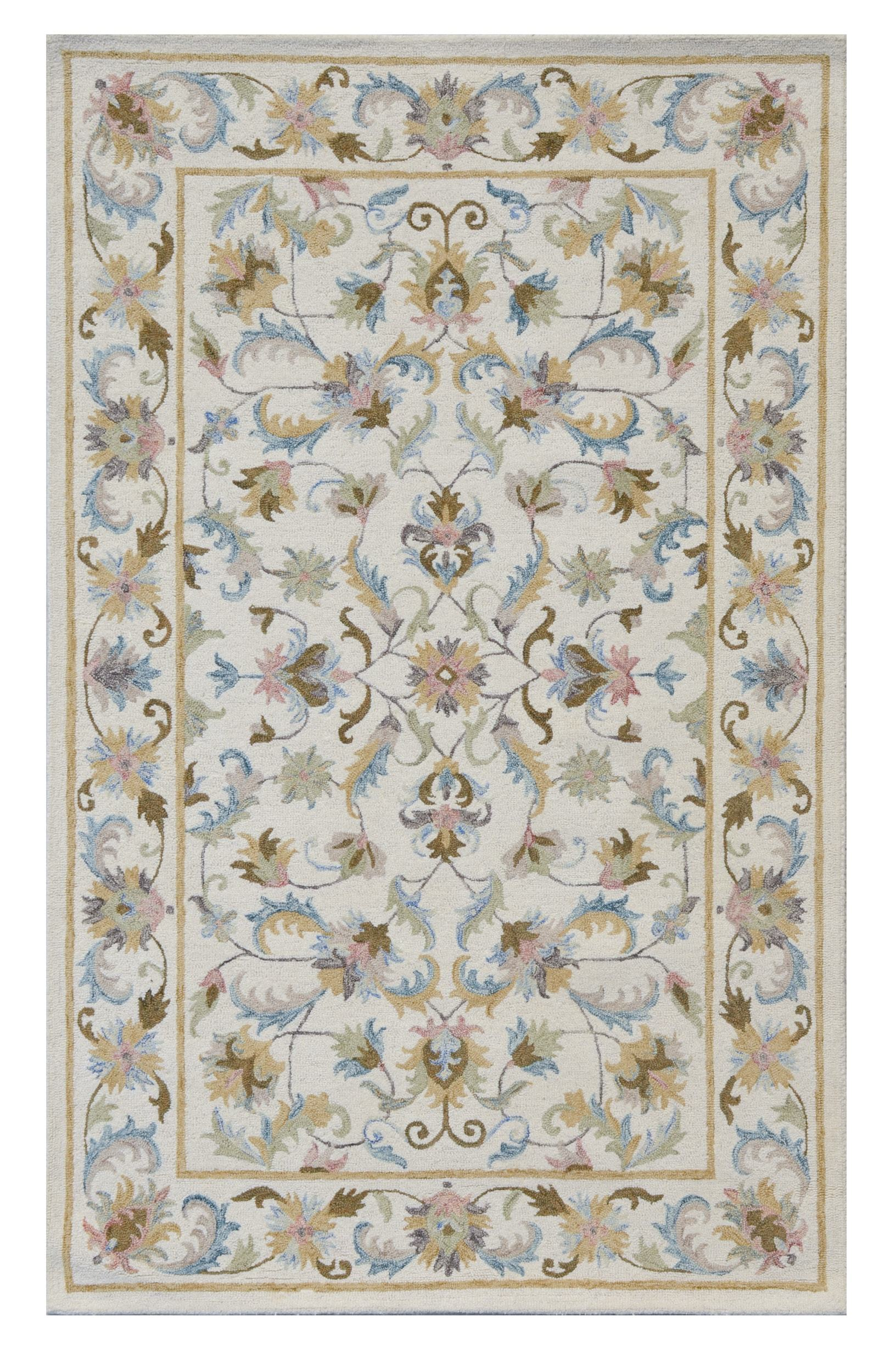 Ayaka Hand Tufted Rug by House of Rugs - Home Artisan