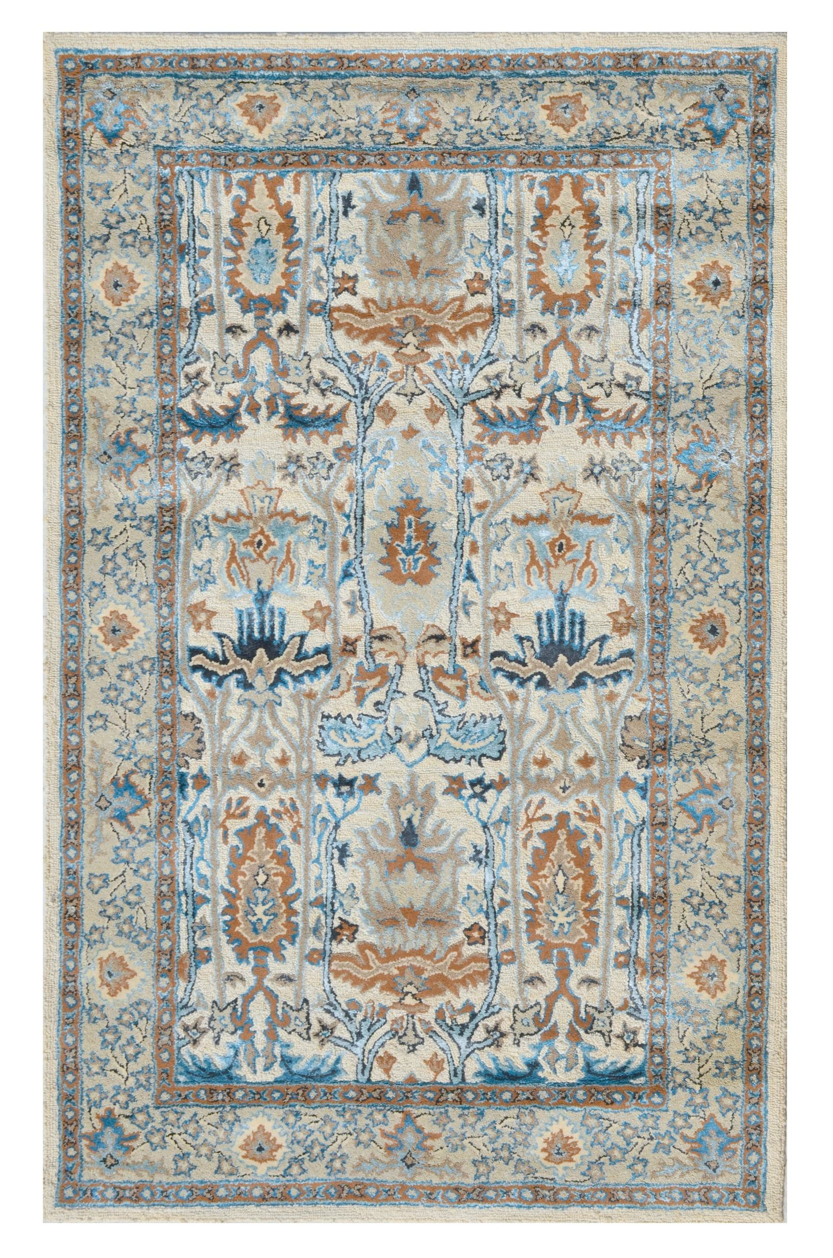 Niran Hand Tufted Rug by House of Rugs - Home Artisan
