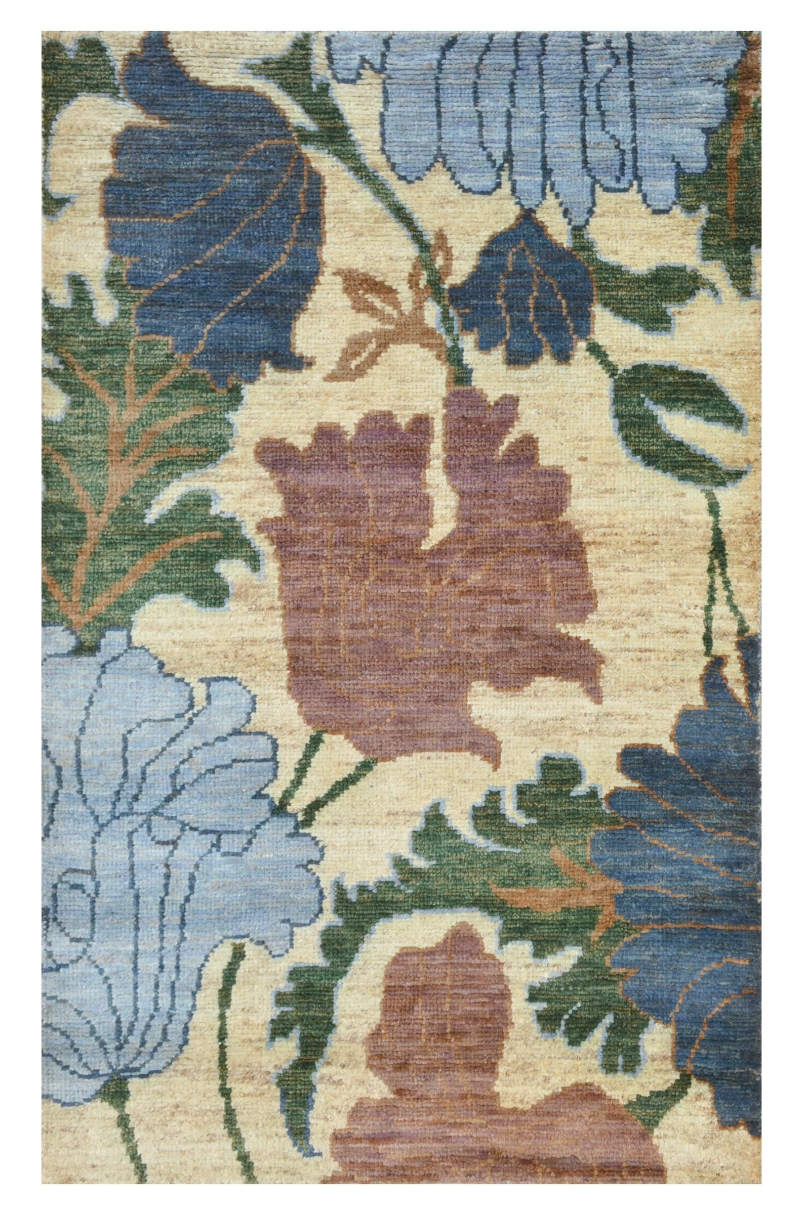 Masha Hand Knotted Rug by House of Rugs - Home Artisan