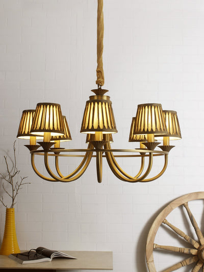 Hawthorne 8-Light Chandelier - Home Artisan