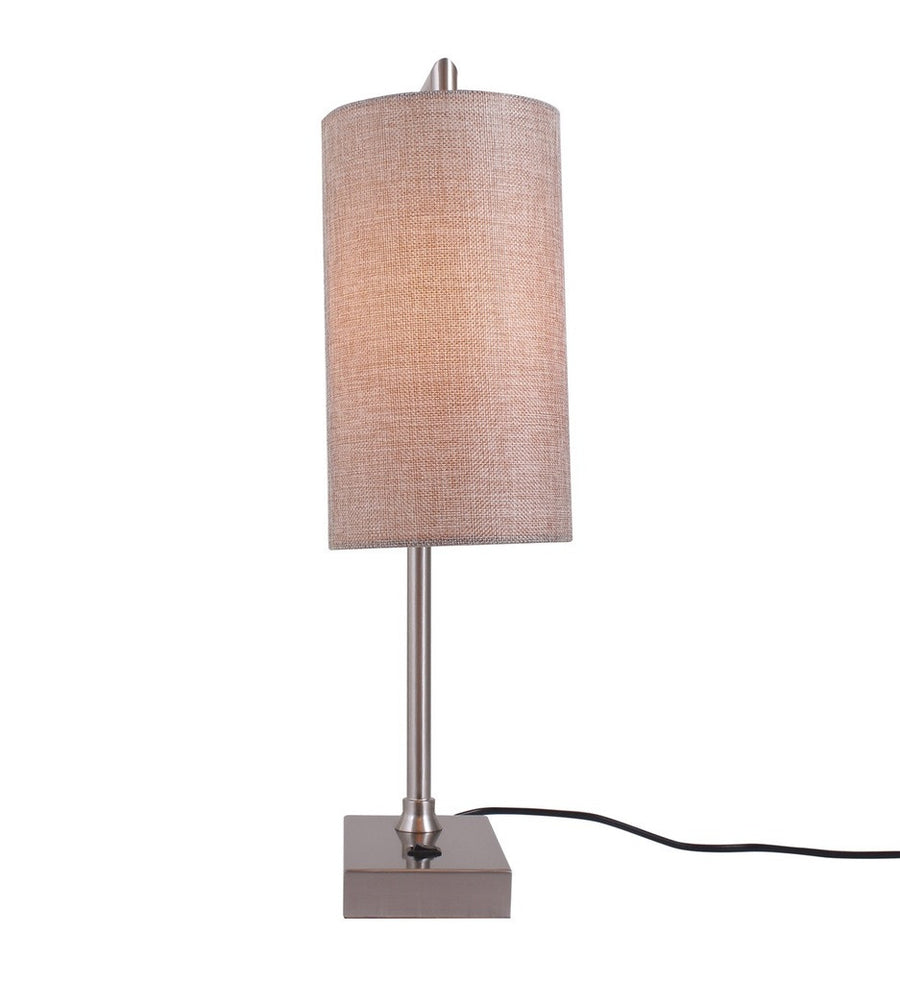 Perry Beige Linen Shade Lamp