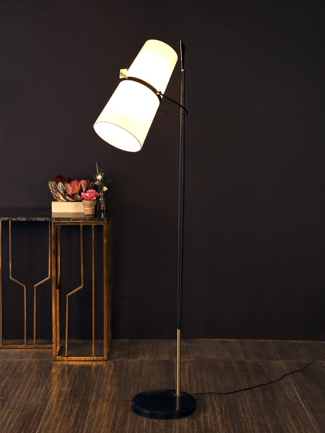Arison Floor Lamp - Home Artisan