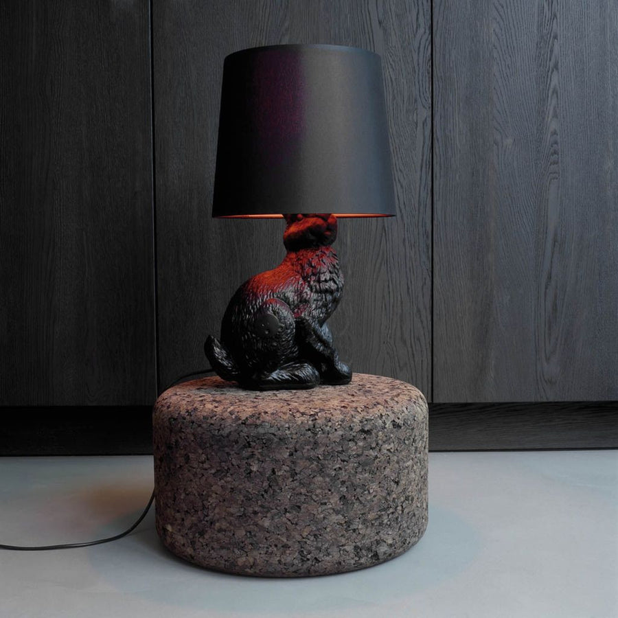 Nivens Rabbit Sculpture Table Lamp