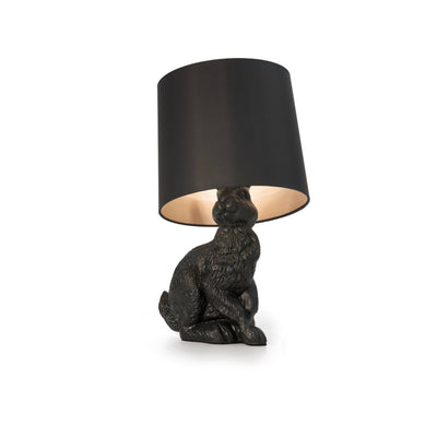 Nivens Rabbit Sculpture Table Lamp - Home Artisan