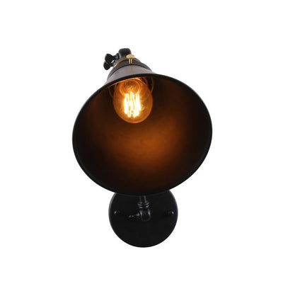Carrick Industrial Wall Light - Home Artisan