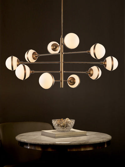 Moliere Chandelier - Home Artisan