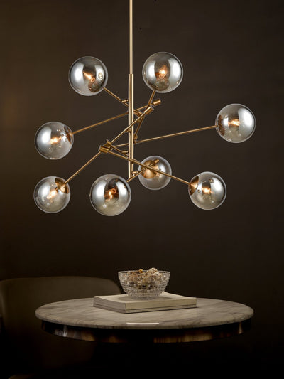 Walsh Chandelier - Home Artisan