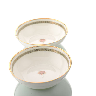 Pichwai Dip Bowl (Set of 2) by Kaunteya