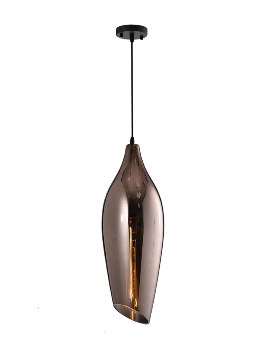 Audie Copper Pendant Lamp
