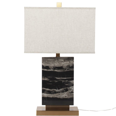 Lanvin Marble Table Lamp - Home Artisan