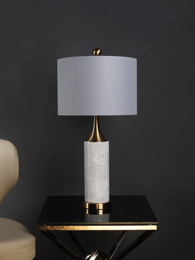 Helton Marble Table Lamp
