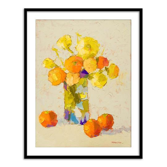 Yellows and Oranges - Home Artisan
