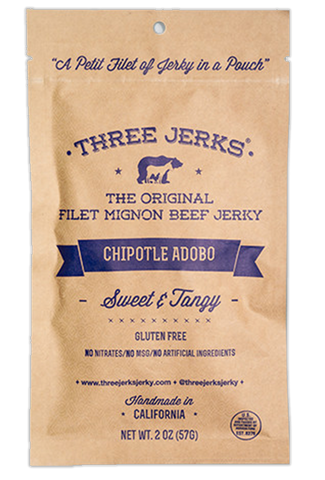 Chipotle Adobo Filet Mignon Beef Jerky