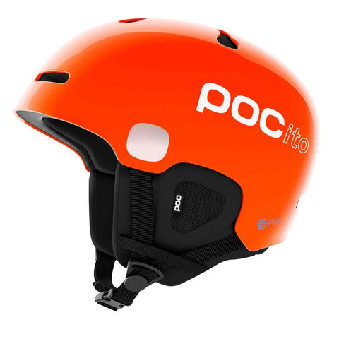 POCITO AURIC CUT SPIN HELMET FLUORESCENT ORANGE