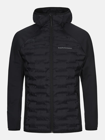 MEN'S ARGON HYBRID JACKET (BLACK)