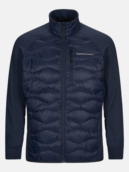 MEN'S HELIUM HYBRID JACKET (BLUE SHADOW)