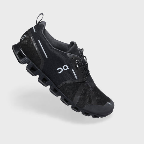 MEN'S ON CLOUD WATERPROOF (BLACK/LUNAR)