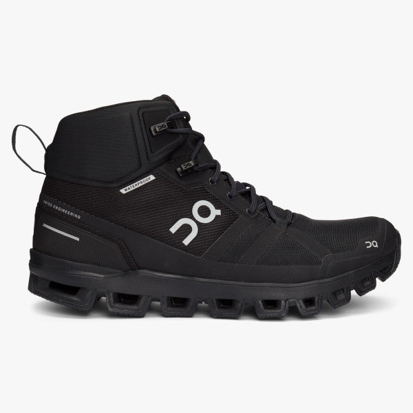 WOMEN'S CLOUDROCK WATERPROOF (BLACK)