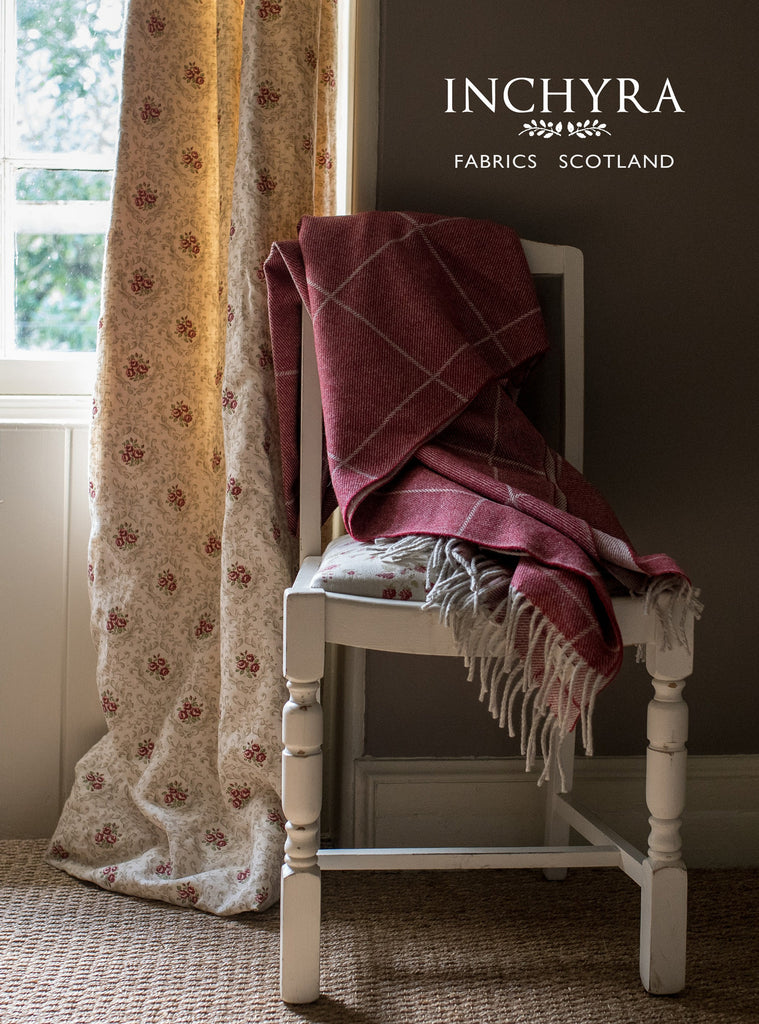 Check out the new Inchyra fabrics Look Book!