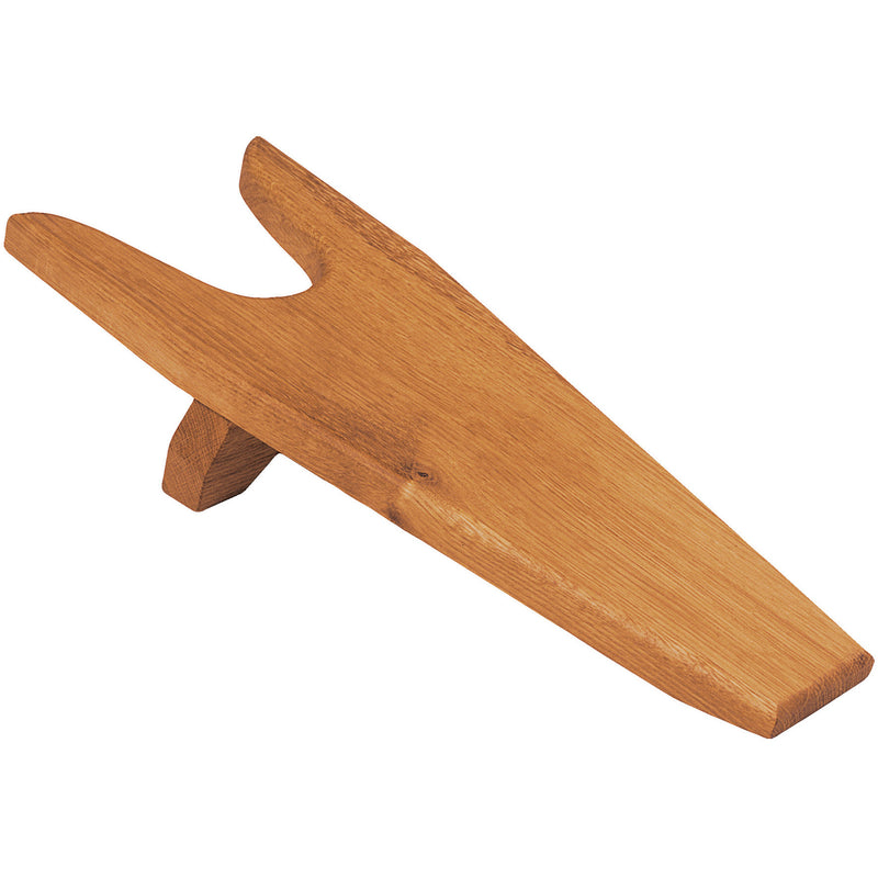 Wooden boot puller