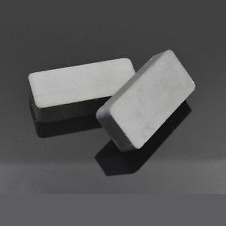 Pair of replacement magnets for Aga Hot Plate Covers