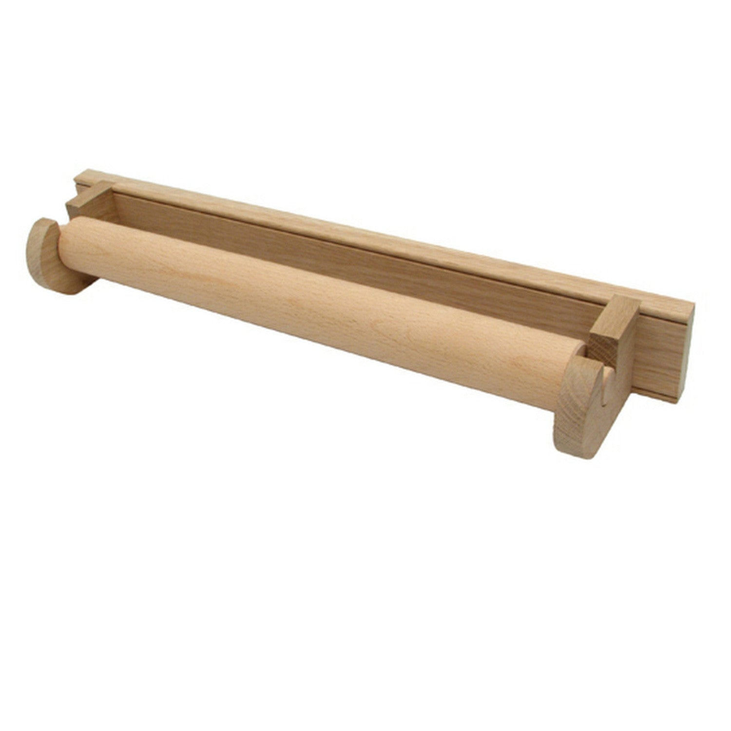 Solid Wood Roller Towel Rail Inchyra Home
