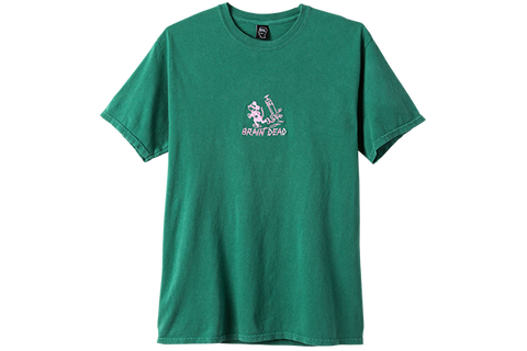 BD CATCH ME IF YOU CAN TEE- GREEN