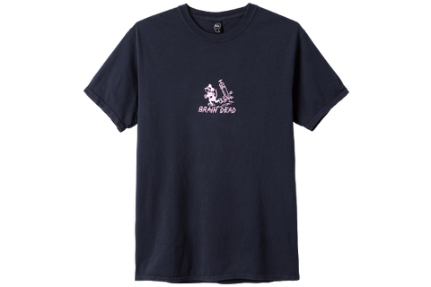 BD CATCH ME IF YOU CAN TEE- NAVY