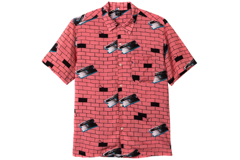 BD RAZORS SHIRT BRICK