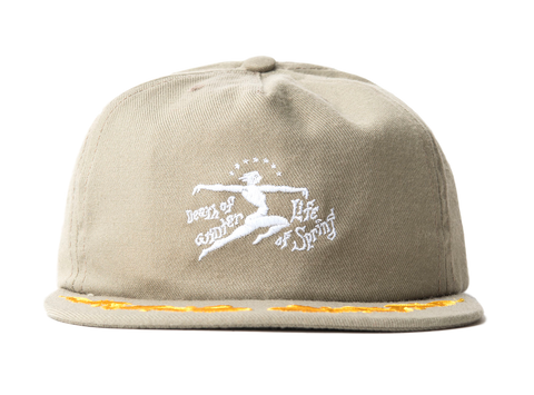 BD DEATH OF LIFE HAT - KHAKI