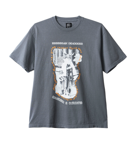 BD Civilisation  SS Tee - CHARCOAL