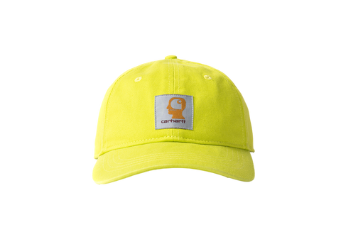 Logo Cap - Lime Green