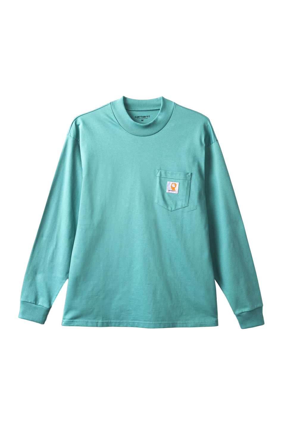 Swan Long Sleeve T-Shirt - OCEAN