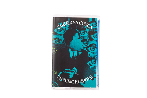 "BD CHERRYSTONES ""PSYCHIC RESIDUE"" CASSETTE"