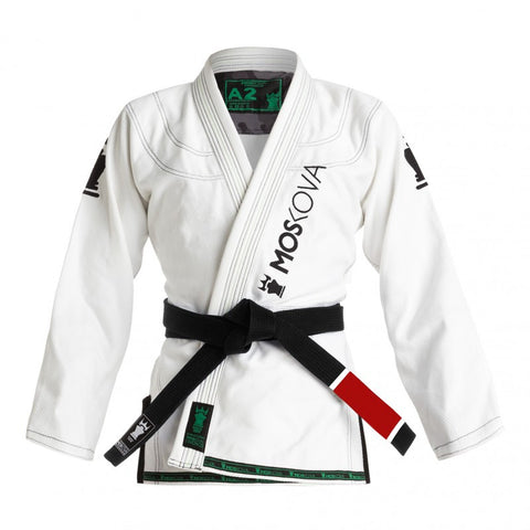 2017 BJJ GI - WHITE / BLACK / CAMO