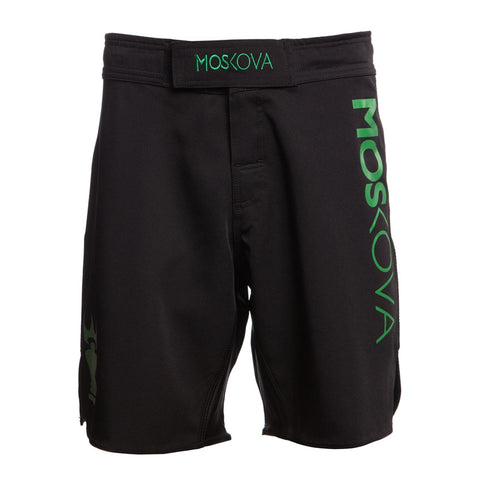 X-TRAINING SHORT BLACK/GREEN