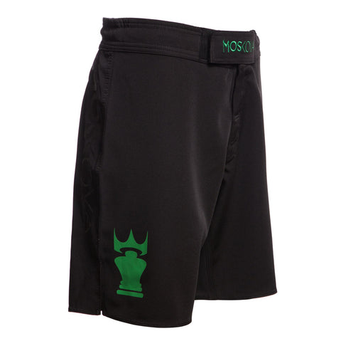 BLACK TRAINING SHORTS