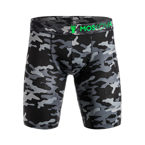 BOXER M2 LONG COTTON - CAMO PHANTOM - CMPH
