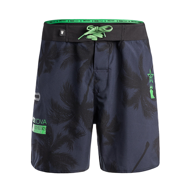 BOARD SHORTS - MOSKOVA X BROTHERS TAHITI - NAVY