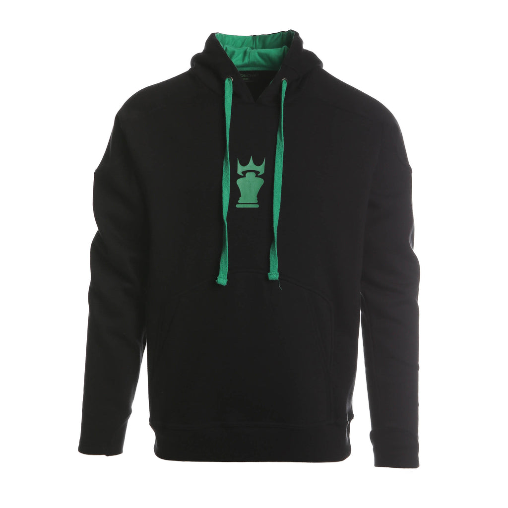 Black Lounge Hoody