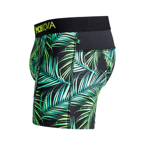 M2 Trainer Polyamide Tropical Green Brief