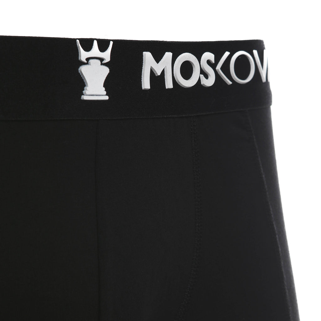 M2COTTONBLACK/WHITEBOXERBRIEFS