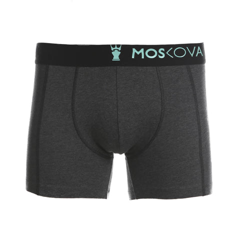 M2 Cotton Grey Boxer Briefs