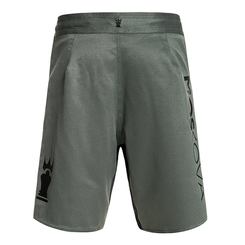 X-TRAINING SHORT ARMY GREEN/BLACK
