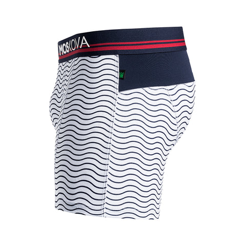 M2 COTTON NAVY STRIPES