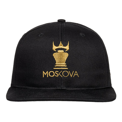 X-ANNIVERSARY HAT / CORPO CROWN BLACK/GOLD