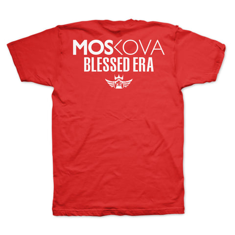 Lucky We Blessed // Max Holloway Tee